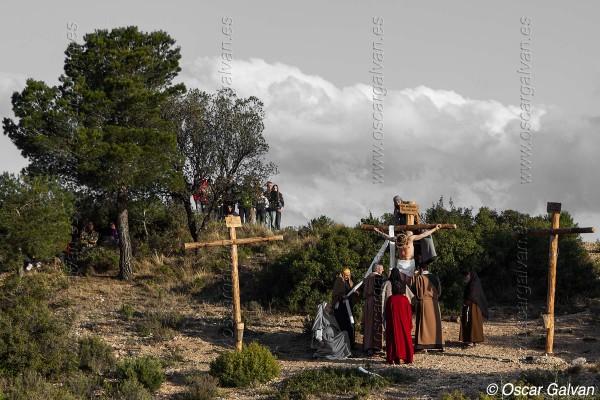 Viernes Santo - Drama de la Cruz