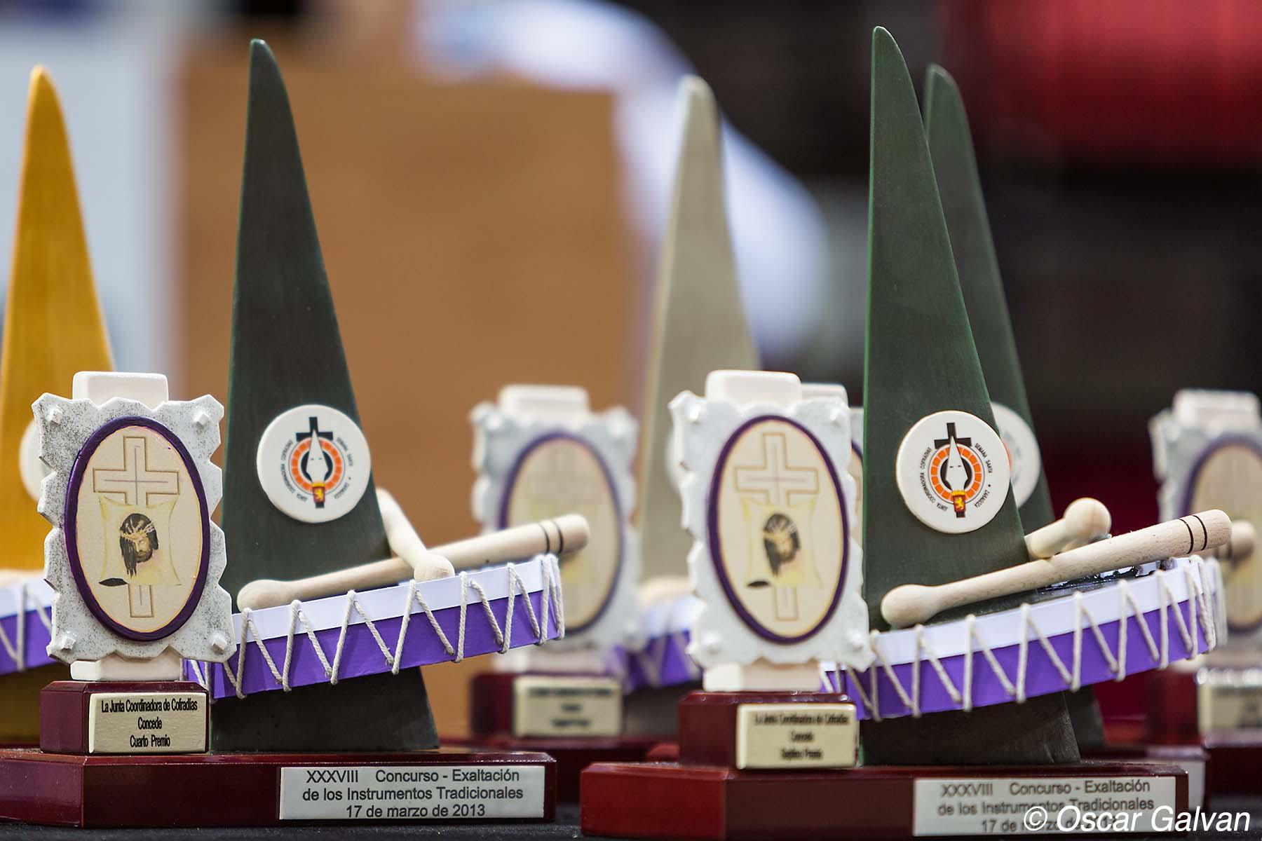 XXXVIII Concurso Exaltacion de los instrumentos tradicionales